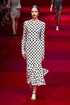 Dolce & Gabbana Spring / Summer 2015
