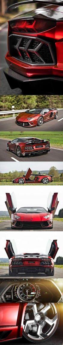 Lamborghini Avantador by Mansory