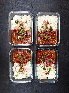Vegan Vegetarian, Vegetarian Recipes, Garam Masala, Indian Food Recipes, Ethnic Recipes, Just Eat It, Good Healthy Recipes, Healthy Food, Soups And Stews