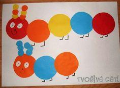 stonožky Yoshi, Kids Crafts, Creativity, Children, Character, Art, Art Background, Kids, Kunst