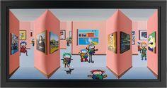 Masters II, by John Wilson #art #3D