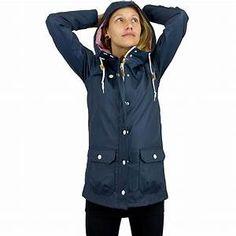 Derbe Jacken Damen : derbe damen jacke peninsula fisher blau hier bestellen ~ Watch28wear.com Haus und Dekorationen Softshell, Parka, Fisher, Rain Jacket, Windbreaker, Jackets, Fashion, Ladies Raincoats, Moda