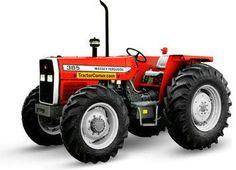 Massey Ferguson Tractor MF-385 (4WD) for Sale