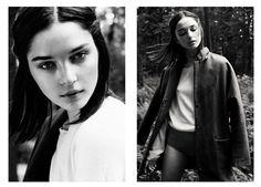 WOODSTORY by #photo Solodovnikova #makeup Taya Joy #style Anna Baranovskaya #model Яна (AFM) clothes #LOMONOSOVA22