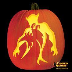 Conjuration pumpkin.
