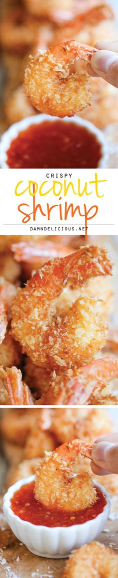 Coconut Shrimp - You won't believe how easy this is to make, and it's so much cheaper and tastier to make it right at home!