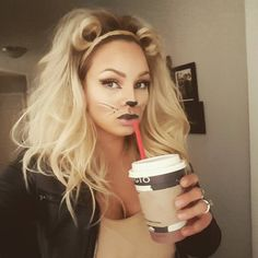 Lion halloween makeup promo 18 19 pinte its possible to look amazing without spending a ton of money on your halloween costume if you have the perfect idea weve rounded up costumes for lion solutioingenieria Choice Image