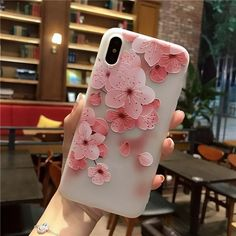 Floral iPhone X Case