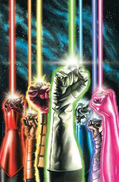The Rings of Lantern by Rodolfo Migliari