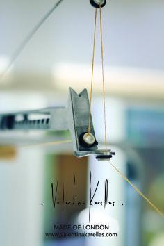 Dubied knitting machine yarn feeder Knitwear Fashion, Knitting Machine, Knit Patterns, Craft Supplies, London, Crafts, Tricot, Knitting Machine Patterns, Breien