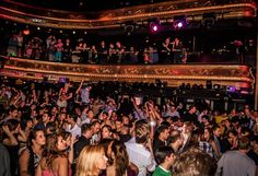 Joy Eslava Discoteca in Madrid is in demand since 1981. Proposing leading diversified programming and high quality clubbing events in the city.