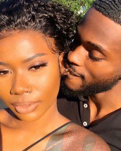 Cute Black Couples, Black Couples Goals, Cute Couples Goals, Black Relationship Goals, Couple Goals Relationships, Couple Relationship, Couple Noir, Bae Goals, Cute Couple Pictures