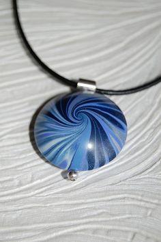 blue swirl lentil