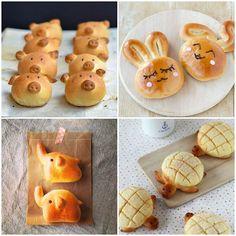 Sweet home : Loomakujulised küpsetised. Baking Set, Baking With Kids, Home Baking, Fun Baking Recipes, Easter Recipes, Holiday Recipes, Kids Baking Championship, Campfire Cake, Bunny Bread