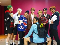 Kpop Pentagon, Pentagon Group, Pentagon Members, Fandom, Seventeen Wallpapers, E Dawn, Fans Cafe, Cube Entertainment, Asian Actors