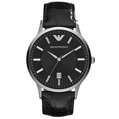 Emporio Armani Men's Wristwatch Clothing and Accessories … – Clock World Emporio Armani, Armani Watches, Luxury Watches, Latest Fashion For Women, Mens Fashion, Schmuck Online Shop, Brand Name Watches, Vintage Watches For Men, Cool Watches