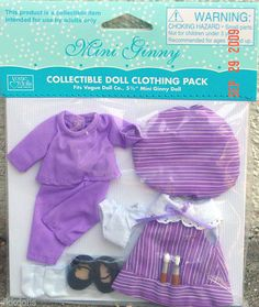 Vogue Mini Ginny Doll Artist Smock Outfit Only 2009 has been listed in Ebay in a 7 day auction.