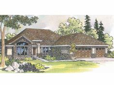 French Country Ranch House Plans history of craftsman style homes | craftsman, craftsman style and