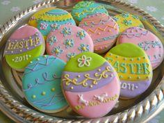 easter cookies - Pesquisa do Google