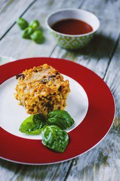 Anelletti alla siciliana: Chi mai al mondo potrebbe non amare gli #anelletti al forno? Io li preparo spesso per tutta la famiglia, per un bel pranzo allegro e in compagnia!