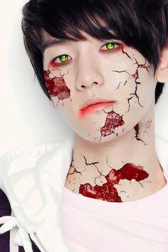 EXO's Halloween special: Byun Baekiller