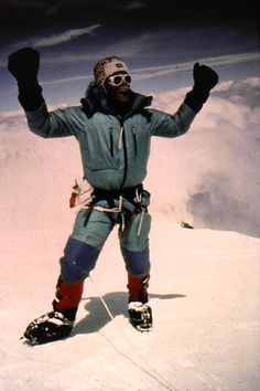 Scott Fischer - We still remember and miss you. Rob Hall, Mount Everest, Climbing Everest, Man Pose, Down Suit, Travel Nepal, Copper Wedding, Mountain Climbers, Snow Queen