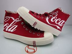 6912bfafc923 Details about Converse Chuck Taylor All-Star Hi Kith x Coca Cola Yellow