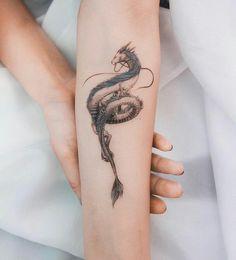 Dragon tattoo by © Ghinko Tattoos - Best Tattoos - Dragon Tattoo . - Dragon tattoo by © Ghinko Tattoos – Best Tattoos – Dragon Tattoo by Ghinko Tatto - Mini Tattoos, Body Art Tattoos, New Tattoos, Small Tattoos, Sleeve Tattoos, Tatoos, Arabic Tattoos, Script Tattoos, Tribal Tattoos