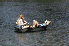 Larrabee State Park, near Bellingham, Washington, May, 1973. (Doug Wilson/NARA) #
