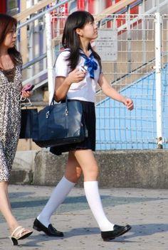 Cosplay Japanese School Girl 街 jk - Yahoo! Japan School Uniform, Cute School Uniforms, School Girl Japan, School Girl Outfit, School Uniform Girls, Girls Uniforms, High School Girls, Girl Outfits, Japanese School