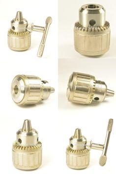 [Visit to Buy]  1pcs 1-10mm B12 Key chuck key type drill chuck work on milling machine wood lathe chuck  #Advertisement