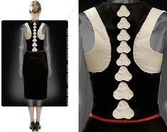 The Divine Spine ~ Trend de la Creme - Trends in fashion, style, beauty, design, and popular culture.