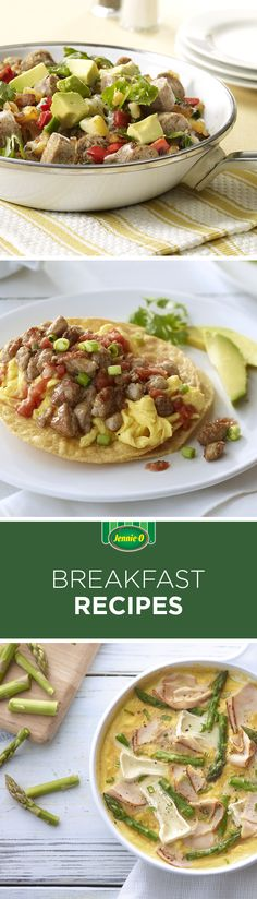 Get fancy at this weekend's brunch without the fuss! | Brunch | JENNIE-O® Turkey | Breakfast