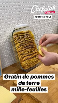 Potato Dishes, Food Dishes, Cooking Tips, Cooking Recipes, Fun Baking Recipes, Potato Casserole, Diy Food, Food Hacks, Food Videos