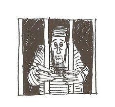 gevangen, ik geloof deel 3B blz65