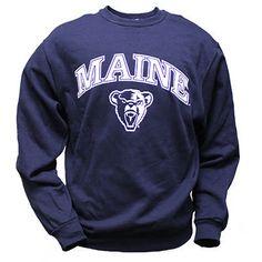 Jerzees® Maine Bearface Crew Sweatshirt