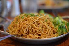 Yakisoba Noodles Recipe served at Ohana in Polynesian Resort at Disney World