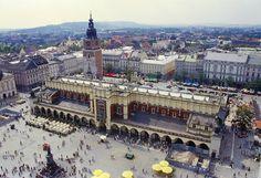 Vamos con el artículo de la ciudad de Cracovia...¡¡a leer!!