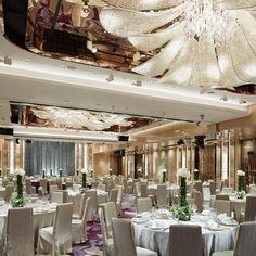 Royal Plaza Hotel, Hong Kong Plaza Hotel, Hotel Lobby, Ballroom Design, Halle, Hotel Party, Function Room, Hospitality Design, Design Awards, Restaurant Design