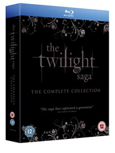 The Twilight Saga - Complete Collection Blu-ray | very.co.uk