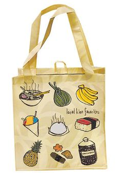 Reusable grocery bag from Foodland! Really want one! Hawaii 2017 84222ee356ab6