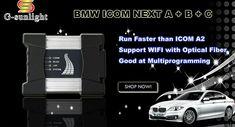 #BMWICOMNEXT Top Quality BMW ICOM NEXT A + B + C Wifi ICOM Next BMW Diagnostic And Programming Tool Firmware Update To V1.40  To more informations pls contact  WhatsApp/Wechat:+86-13538280570 Skype:fionalyy88@gmail.com Latest Bmw, Programming Tools, Bmw I, How To Run Faster, Fiber Optic, Wifi, Car, Automobile, Cars