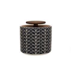Storage jar Orla Kiely - love it