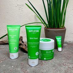 Natürliche Hautpflege mit den Produkten von Weleda!  #naturkosmetik #skincare #skinfood #hautpflege #organic Weleda Skin Food, Beauty Secrets, Planter Pots, Shampoo, Instagram, Natural Skin Care, Dry Skin, Organic Beauty, Face