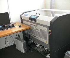 How to Use a Laser Cutter - & good ideas for gaining access to one if you can't afford the $8,000 to buy one. :)