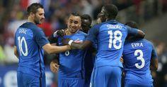 Perancis Tekuk Bulgaria 4-1 : Tim Nasional Prancis sukses mengalahkan Bulgaria 4-1 dalam pertandingan kualifikasi Piala Dunia 2018 Grup A zona Eropa di Stade de France Paris Sabtu dini hari WIB.