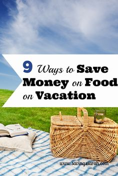 Keep travel costs down with 9 Ways to Save Money on Food on Vacation. Fun travel experiences and good food can be budget-friendly.