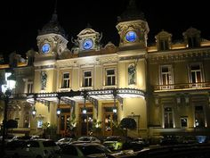 The Monte-Carlo Casino, women can't gamble! The men have to put the chips on the table for us! Really! Amost got kicked out of that casino!