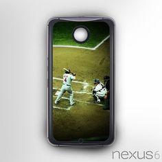 Yadier Molina STL Cardinals AR for Nexus 6 phonecases