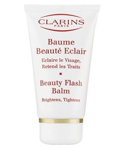 Clarins Beauty Flash Balm - can be used as a mask or a primer for beautiful lifting effect and brighter skin